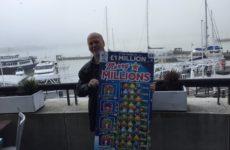Британец сорвал джекпот в лотерее, пытаясь развлечь больную жену