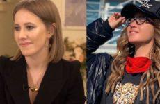 Бузова опровергла слухи о беременности Собчак