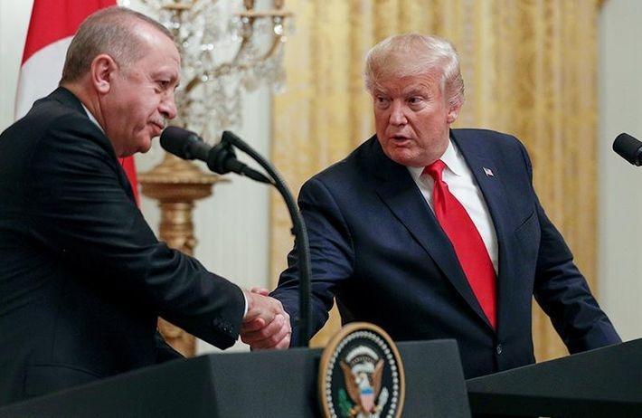 Эрдоган после переговоров с Трампом заявил, что Турция не откажется от С-400 1