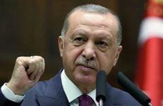 Эрдоган сообщил, что вернул Трампу его скандальное письмо