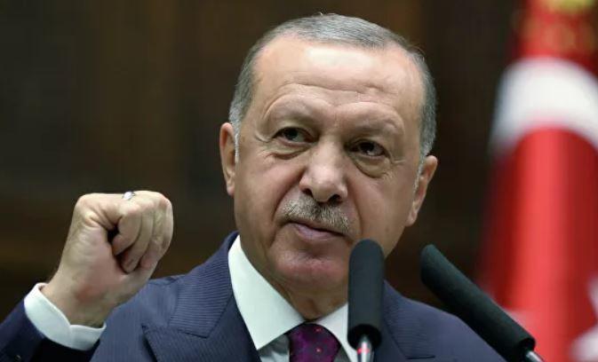 Эрдоган сообщил, что вернул Трампу его скандальное письмо 1