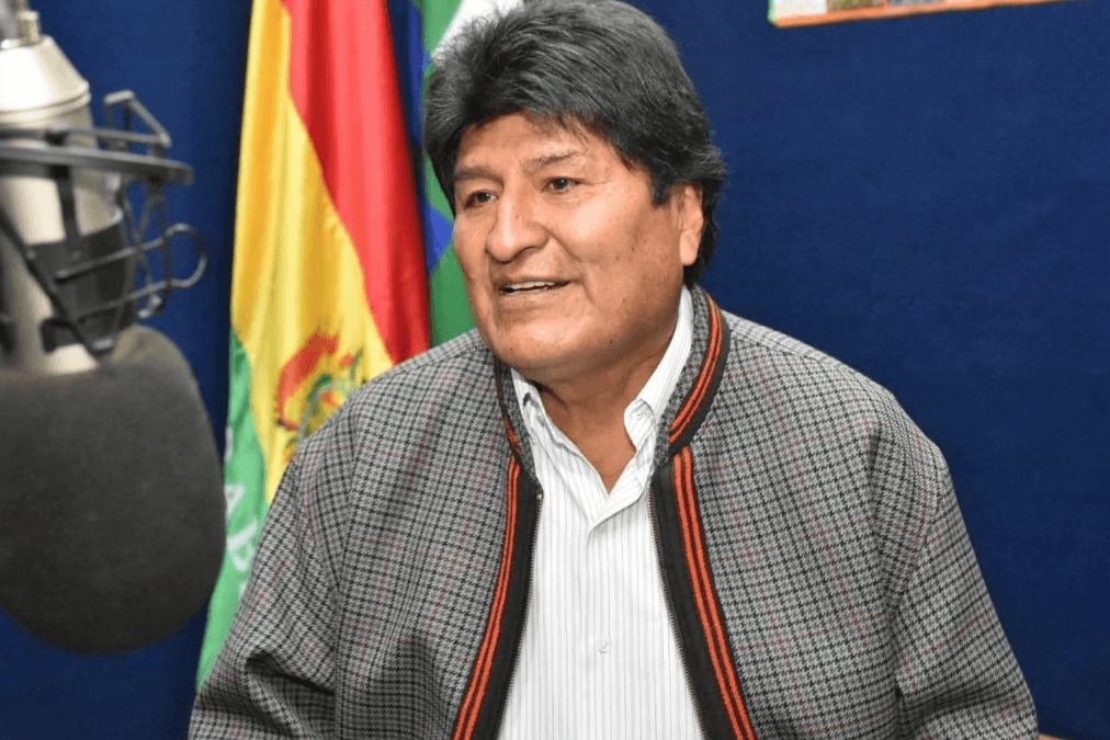 Эво Моралес заявил, что готов вернуться в Боливию в ближайшее время 1