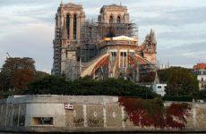 Франция официально пригласила экспертов из России восстанавливать Нотр-Дам