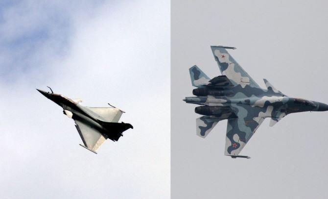 Индийская пресса оправдала покупку французских Rafale вместо российских Су-30МКИ 1