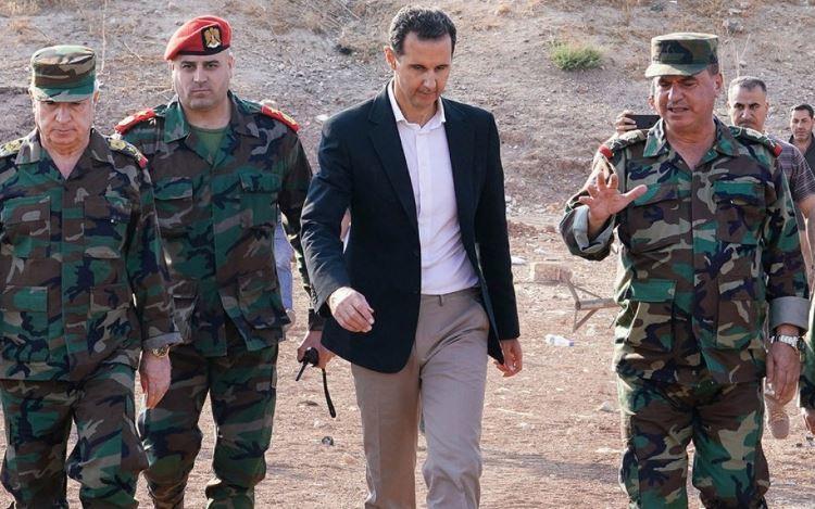 Политолог рассказал, как США пытаются при помощи вбросов сохранить свое влияние в Сирии 1