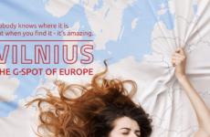 Реклама Вильнюса с эротическим подтекстом получила международную премию