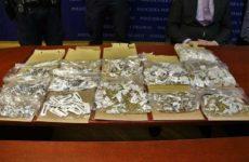 Россияне ограбили ювелирный магазин в Хорватии
