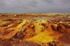 Самое безжизненное место на Земле нашли ученые из Франции