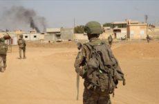 Шойгу заявил о завершении отвода подразделений курдов на северо-востоке Сирии