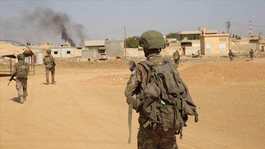 Шойгу заявил о завершении отвода подразделений курдов на северо-востоке Сирии 1