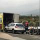 СМИ: В Греции задержали очередной грузовик с десятками мигрантов