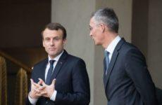 Столтенберг собирается обсудить с Макроном его заявление о «смерти мозга» НАТО