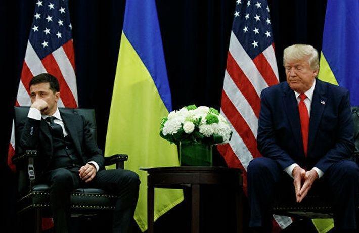 """Трамп назвал Зеленского """"новым российским президентом"""" 1"""