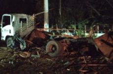 Три человека погибли в Колумбии при взрыве грузовика у полицейского участка