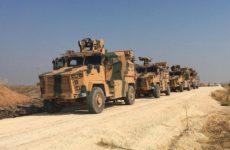 Турция грозит возобновлением операции в Сирии