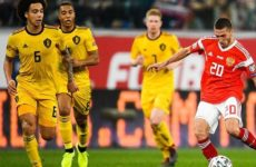 УЕФА начал дело в отношении футболистов из Бельгии после матча со сборной России