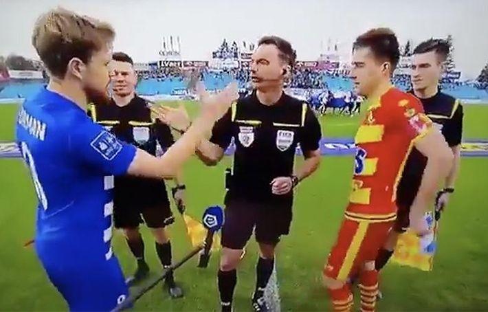 Украинский футболист отомстил бандеровцу, который назвал его поляком 1