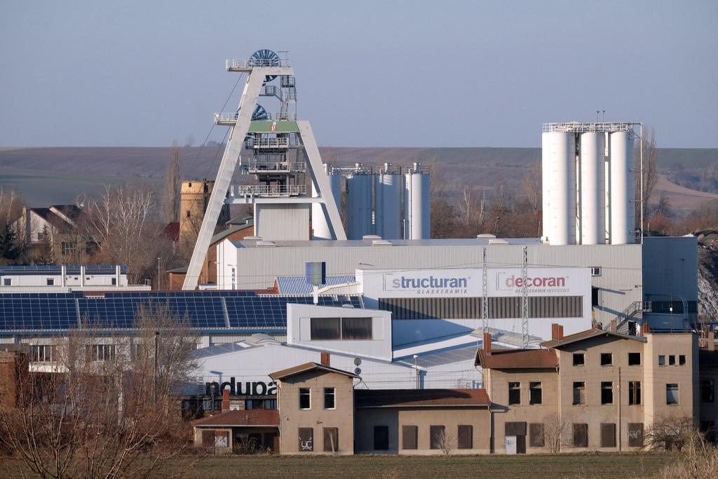 В Германии произошёл взрыв на шахте, 35 человек заблокированы под землёй 1