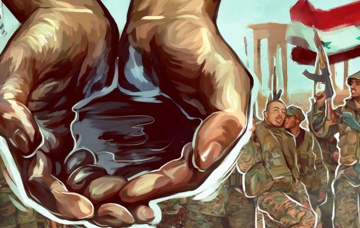 Ворующие нефть под прикрытием курдских террористов США занимаются пиратством в Сирии 1