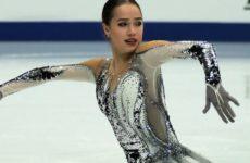 Загитова сообщила, что больше не хочет ни с кем соревноваться