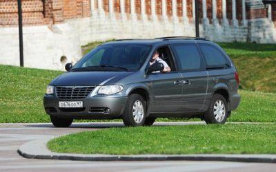 5 больших минивэнов за 300−400 тысяч рублей
