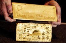 Англия— Венесуэле: «Было золото ваше— стало наше»