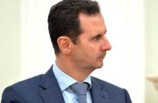 Асад озвучил причины начала войны в Сирии