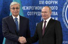 DW: президент Казахстана не считает присоединение Крыма «аннексией» и не опасается РФ