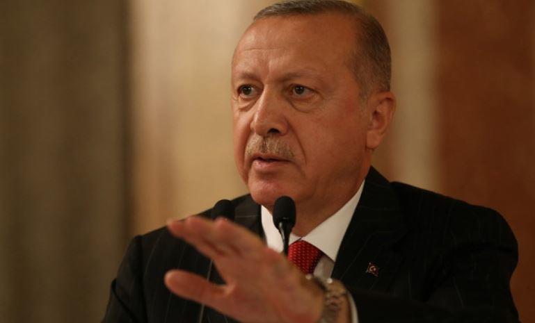 Эрдоган считает, что у Макрона «умер мозг» 1