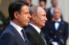 Европа старается договориться с РФ по Сирии в противовес США