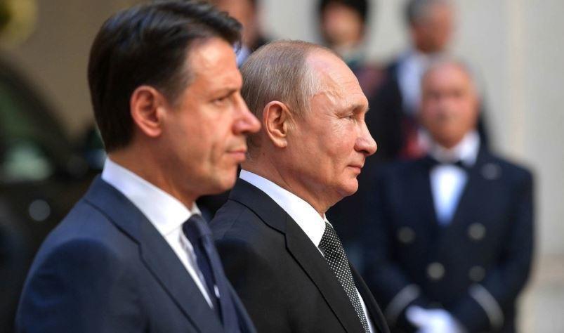 Европа старается договориться с РФ по Сирии в противовес США 1