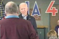 Fox News: Джо Байден вступил в перепалку с избирателем из-за Украины