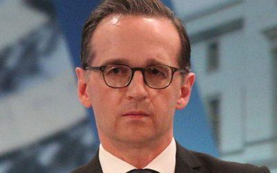 Германия призывает США не вводить санкции против «Северного потока — 2»