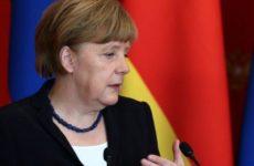 Меркель осудила новые санкции США против «Северного потока — 2»