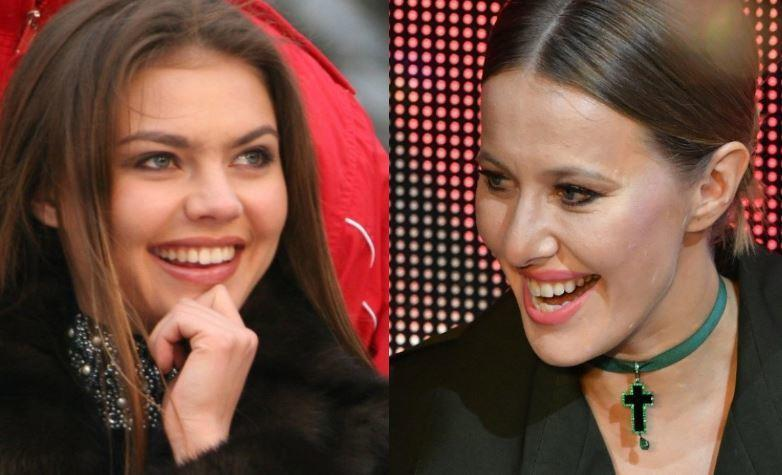 На шоу Собчак поведали правду об «исчезновении» Кабаевой 1