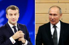 Песков подтвердил, что Макрон ответил на послание Путина о неразмещении РСМД