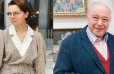 Петросян женился на 30-летней помощнице Татьяне Брухуновой