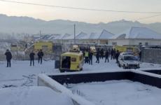 Под Алма-Атой при крушении самолета погибли 15 человек