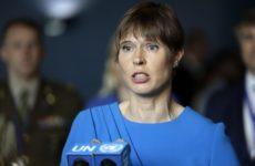 Президент Эстонии предложила уволить главу МВД после его слов о финском премьере