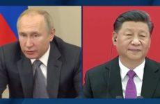 Путин и Си Цзиньпин запустили в работу газопровод «Сила Сибири»