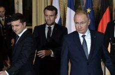 Путин остался доволен первой встречей с Зеленским