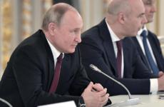 Путин счел удовлетворительной ситуацию в российской экономике