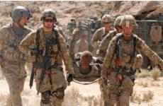 Штаты могут перебросить тысячи солдат на Ближний Восток