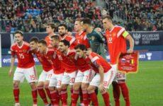 Стали известны соперники сборной РФ по футболу на Евро-2020