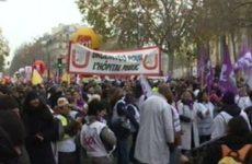 TV5 Monde: на пенсионную реформу французы ответили крупнейшей забастовкой в истории