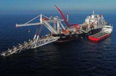 В Nord Stream 2 сообщили о приостановке работ по укладке труб