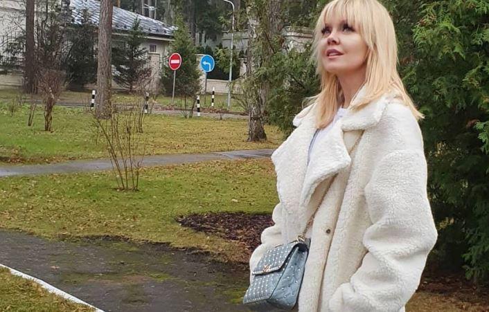 Валерия прокомментировала аварию с участием сына 1