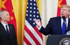 Трамп пообещал прилететь в Китай