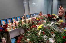 Иран передал Украине тела погибших при крушении самолета в Иране