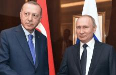 Путин оценил действия РФ и Турции по ситуации в Ливии